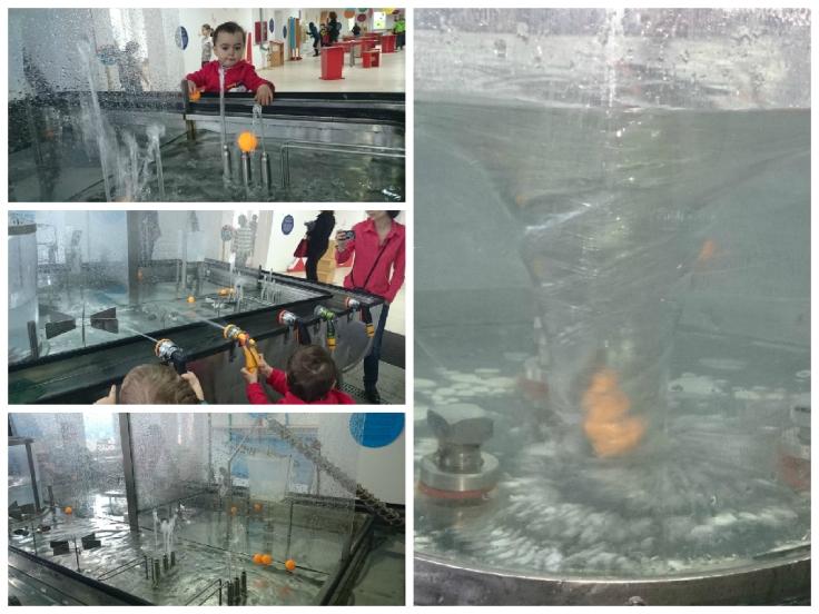 laboratorul acvatic
