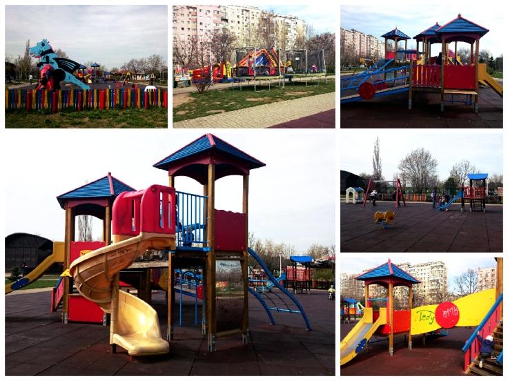 parcul din crangasi
