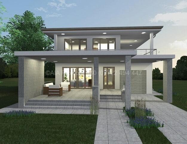 Proiect-casa-parter-cu-etaj-moderna-Dalia-de-la-AIA-Proiect-tel-0722494447