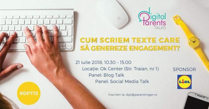 digital parents talks
