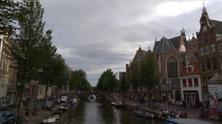 canal amsterdam
