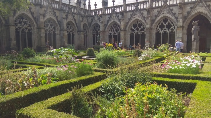 catedrala gotica utrecht