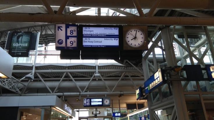 Gara din Rotterdam Olanda