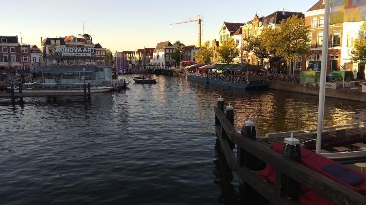 Leiden centru