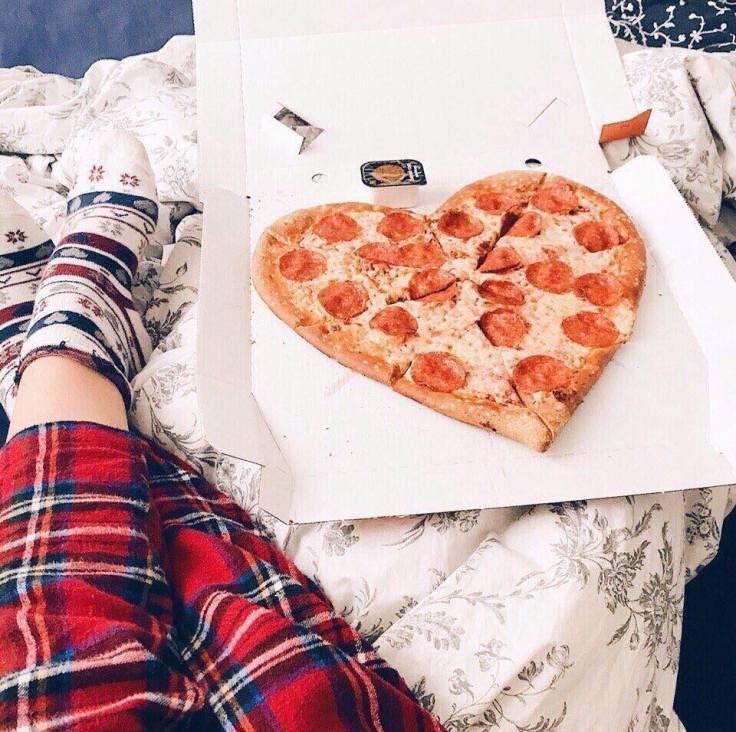 Pizza Valentine Day
