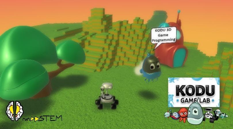 Cum a fost la cursul online de programare pentru copii de la Logischool – Kodu 3D