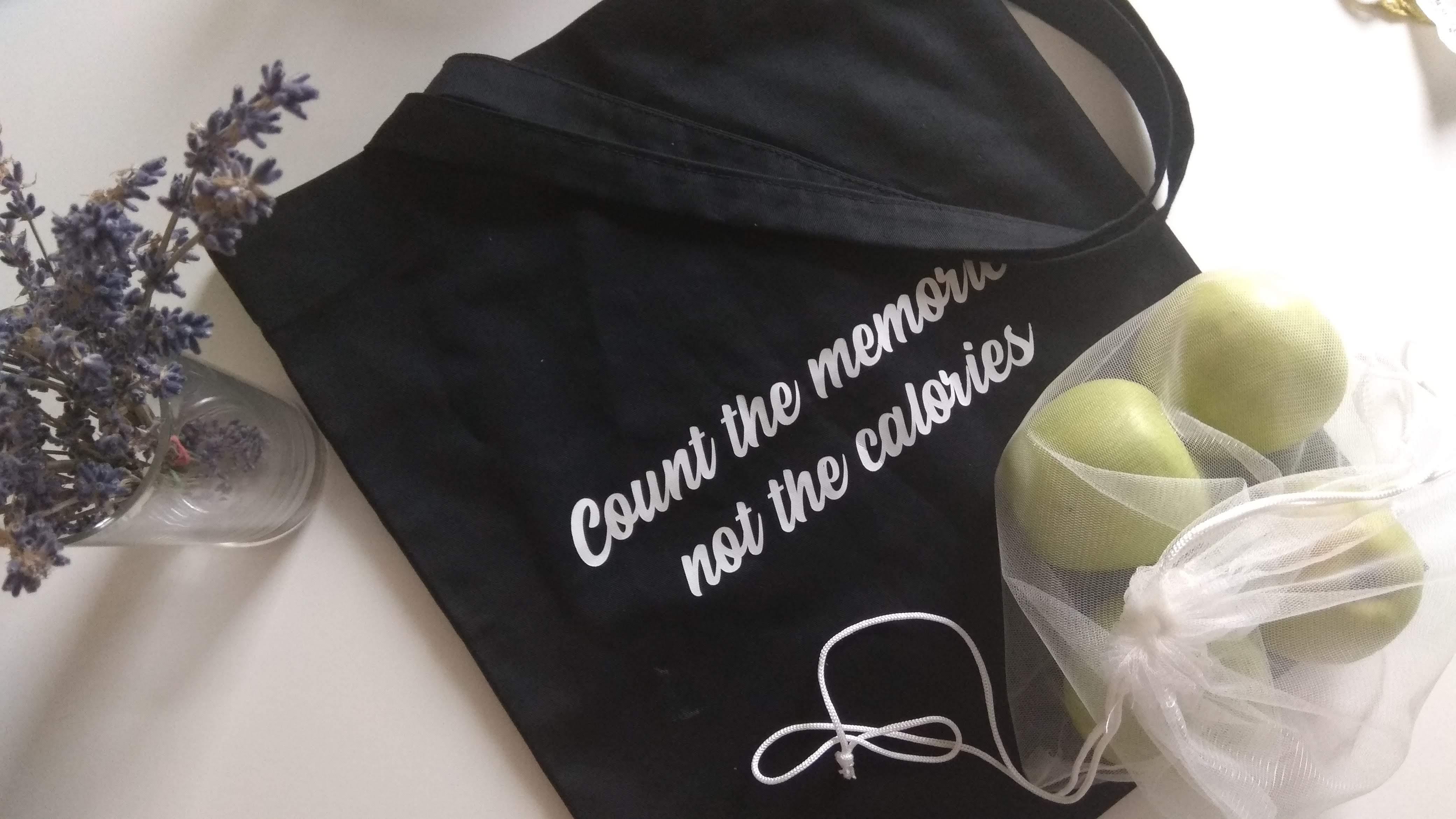 Se poate fără plastic: Sacoșa de cumpărături
